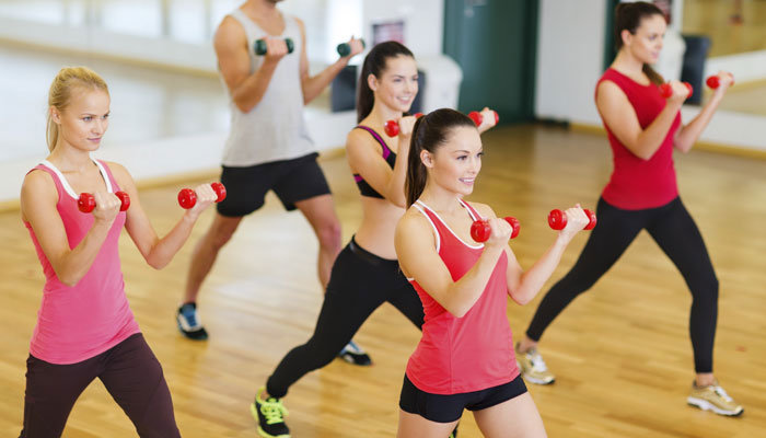 Sağlık için Fitness