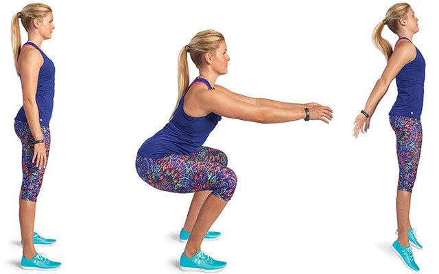 Bacak inceltme hareketleri