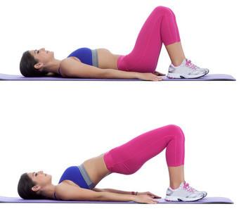 Basen inceltme  egzersizleri